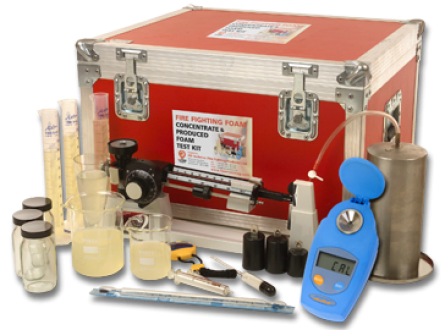CONCENTRATE FOAM TEST KIT 2